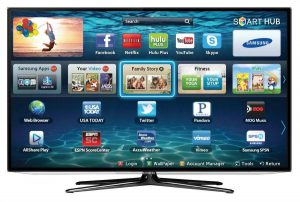 Example of Smart TV